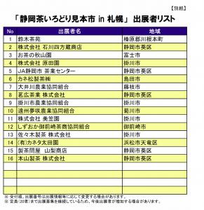 15-09-08 札幌会場出展社